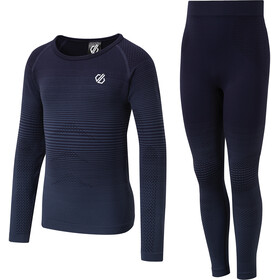 Dare 2b In The Zone Baselayer Set Kinderen, dark denim gradient